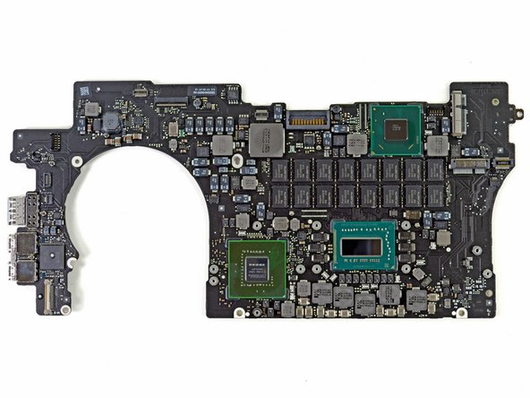 MacBook Pro with Retina Display Bill of Materials