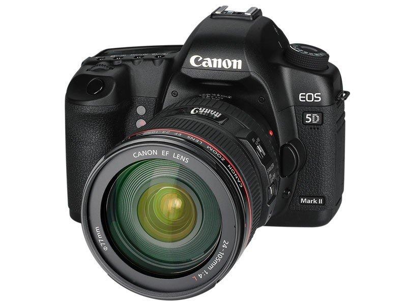 Canon DSLR Repair - iFixit