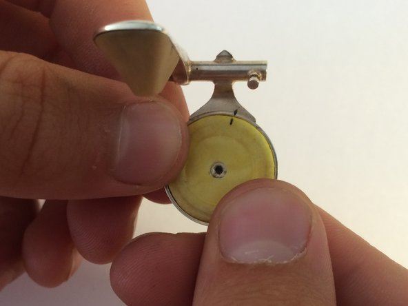 If your repaired key is located only on the body, skip ahead to step 29.