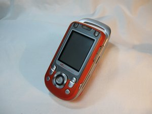 Sony Ericsson w600i Troubleshooting