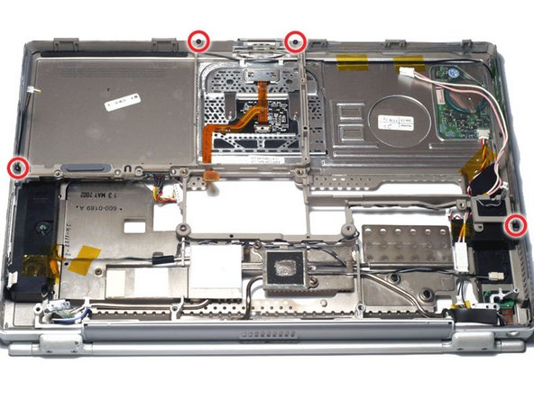 PowerBook G4 Titanium DVI Display Replacement