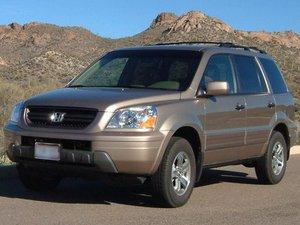 2003-2008 Honda Pilot
