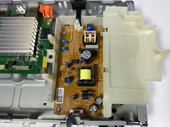 Sony BDP-s7200  Power Supply Board Replacement