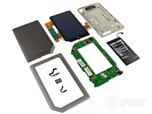 Nook Tablet Teardown