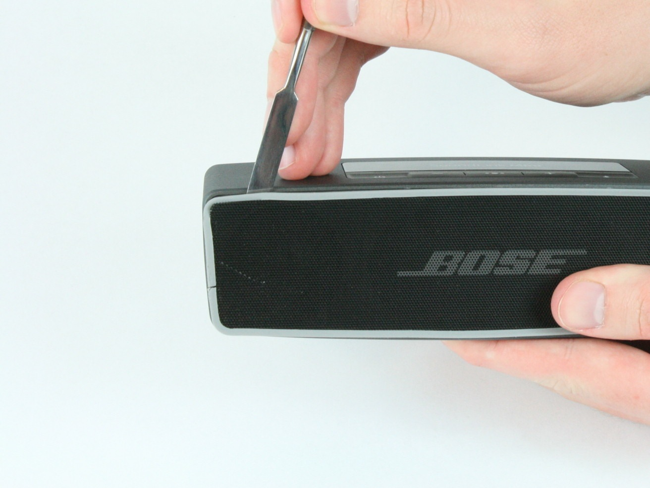 bose soundlink mini ii speaker replacement ifixit repair guide. Black Bedroom Furniture Sets. Home Design Ideas