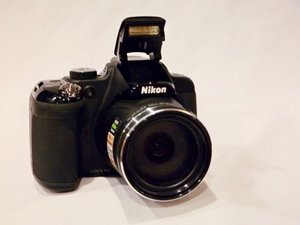 Nikon Coolpix P600 Troubleshooting