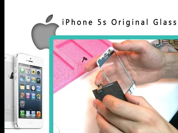 iPhone 5s Screen / Touch Replacement new method
