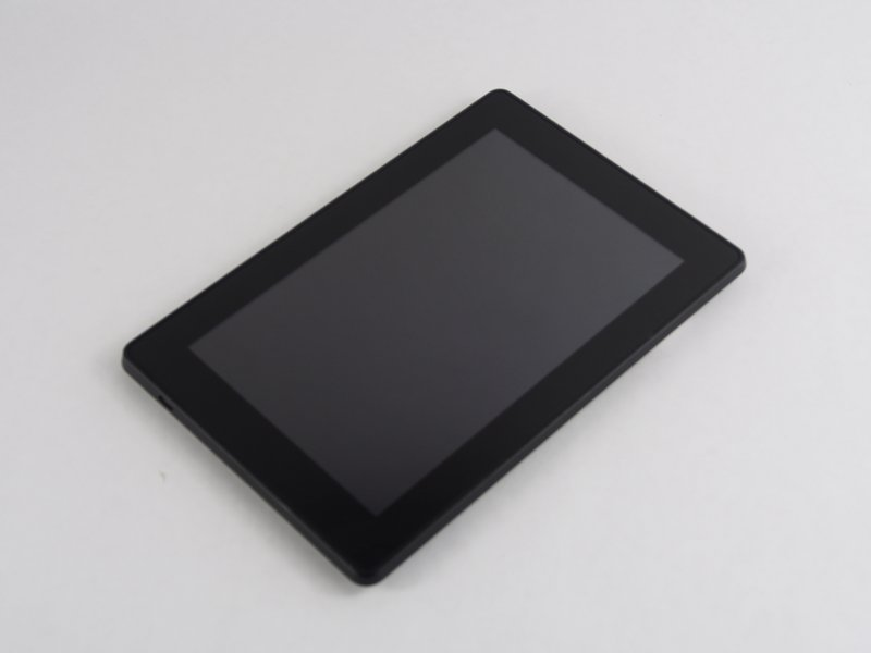 Kindle Fire HD 2013 Black screen but I hear sounds  - Kindle