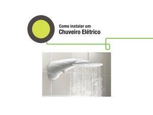 Como instalar um chuveiro elétrico