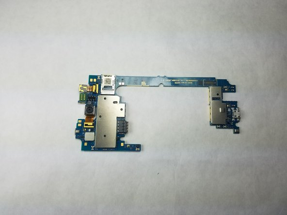 LG K7 Motherboard Replacement