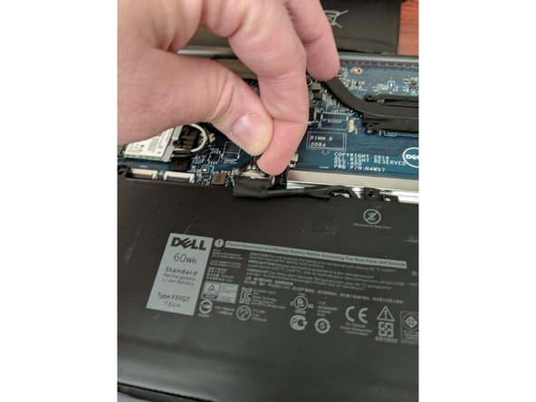 Dell Latitude 7480 Battery replacement Replacement - iFixit