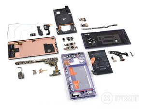 Huawei Mate 30 Proの分解