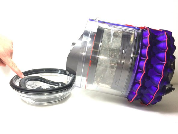 Dyson Cinetic Animal Canister Seal Replacement