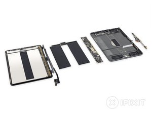 "iPad Pro 11"" Teardown"