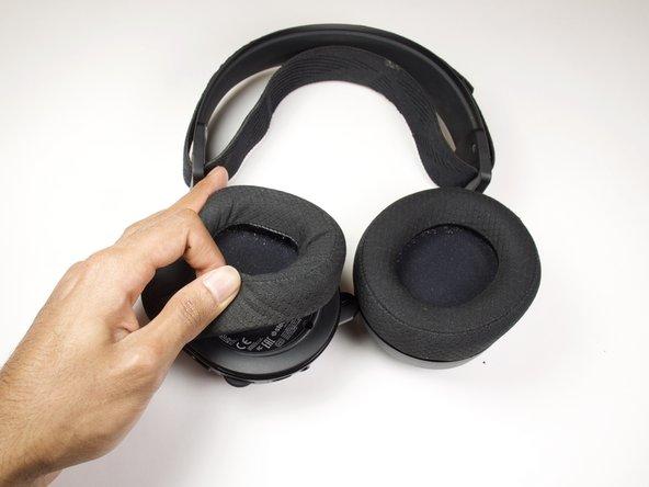 SteelSeries Arctis Pro Plus GameDAC Headset Circuit Board