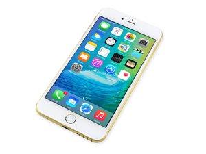 iPhone 6s Plusのトラブルシュート
