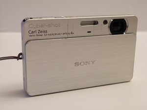 Sony Cyber Shot DSC-T700 Maintenance