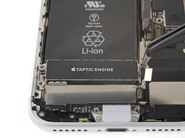 iPhone SE 2020 Taptic Engine Replacement