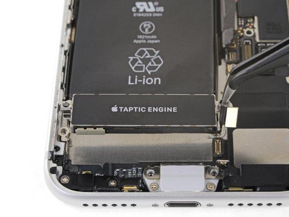 iPhone SE 2020 Vervanging van de trilmotor