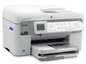 HP Photosmart Premium Fax C309a Repair