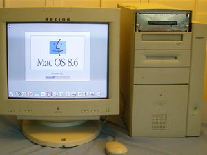 Power Macintosh 8600(250) 수리