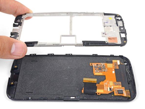 Motorola Moto X Displayeinheit austauschen