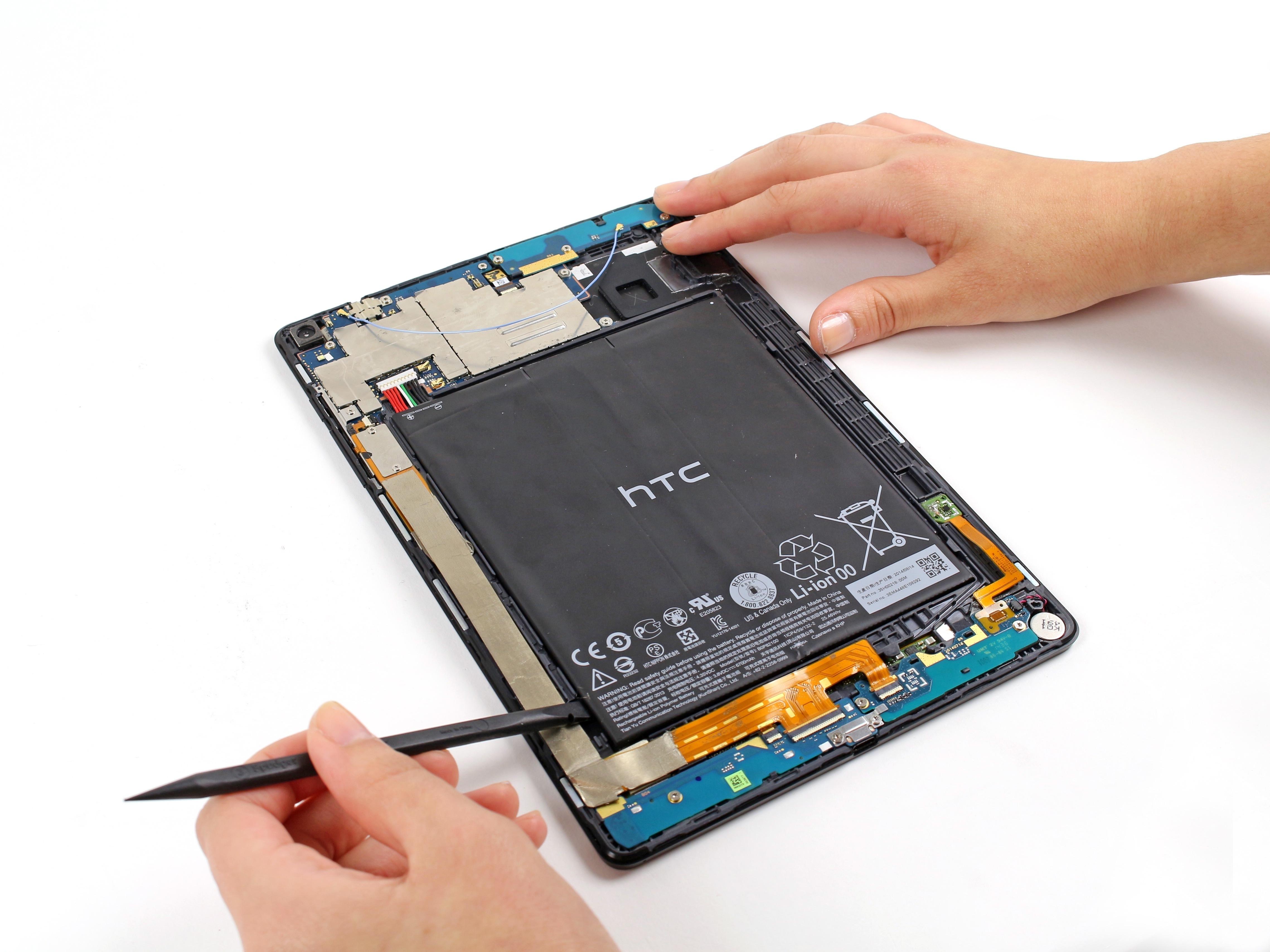 Nexus 9 Battery Replacement - ...