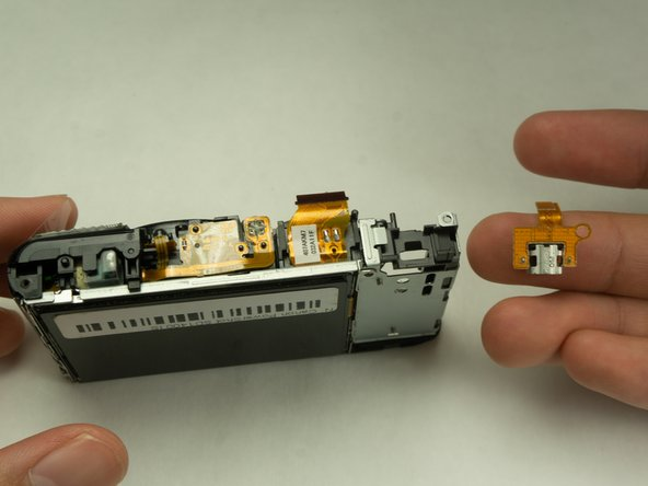 Canon PowerShot SD1400 IS USB Port Replacement