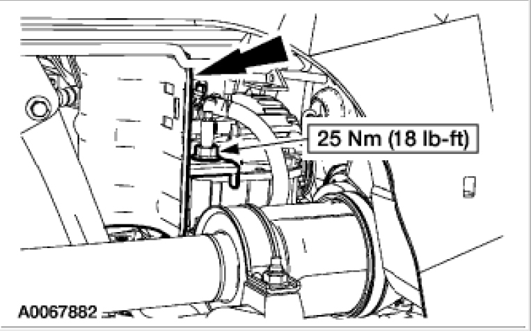 Solved How Do I Replace The Alternator On 2005 Ford Focus Ford