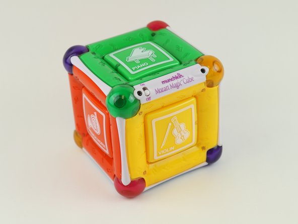 Munchkin Mozart Magic Cube Battery Cover Replacement