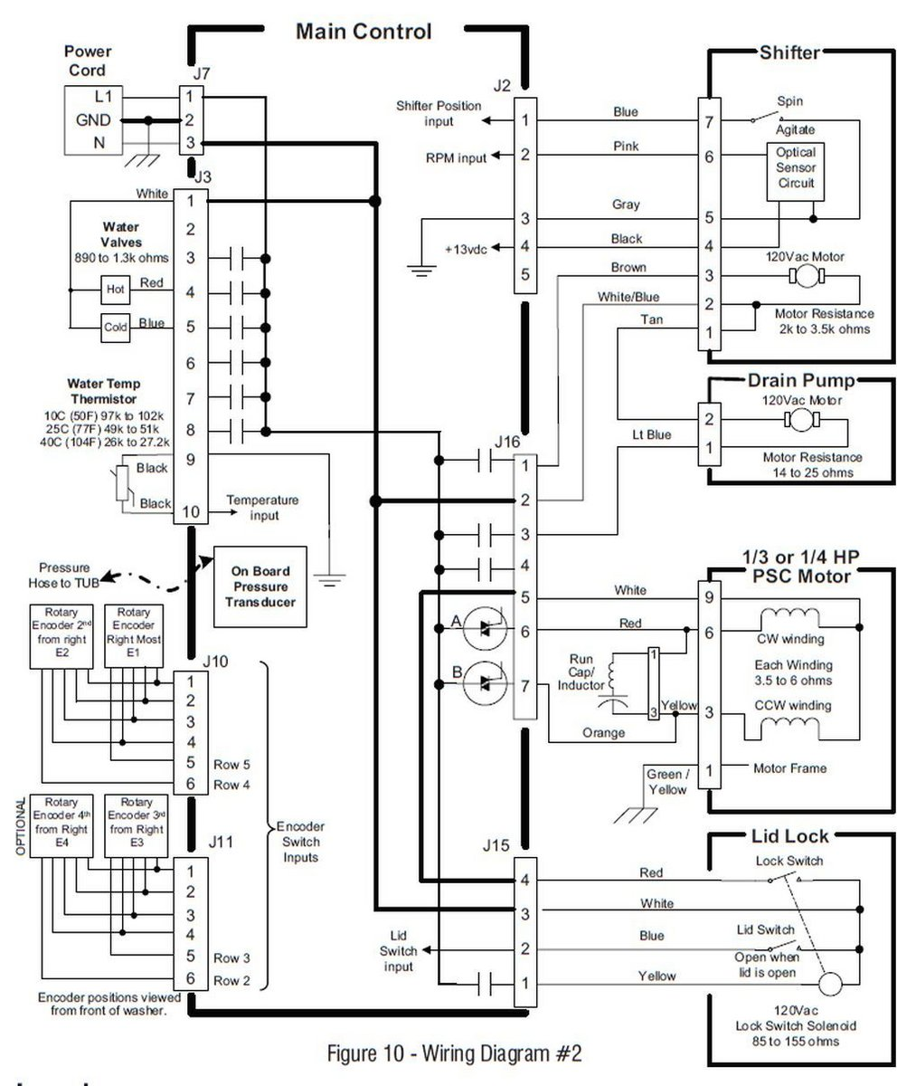 maytag centennial washer lid lock wiring diagram