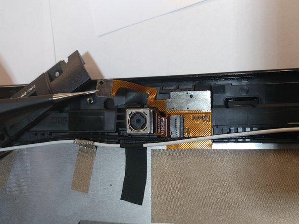 Verizon Ellipsis 10 Camera Replacement