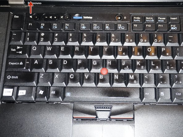 This step only applies if you removed the RAM module under the keyboard. If you did not remove it, you can skip this step.