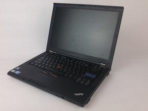 Lenovo Thinkpad T410i Troubleshooting