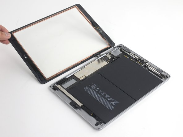 iPad 6 Wi-Fi Front Panel Assembly Replacement
