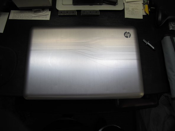 The model number of this particular laptop is DV7-4078ca - it features a first-generation i7 processor, has beats audio, and due to the placement of the vents, is susceptible to getting uncomfortably warm.