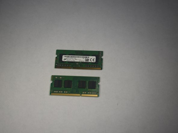 Dell Inspiron 15-7547 RAM Replacement