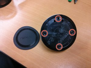 Nexus 4 Wireless Charger Teardown