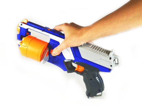Nerf N-Strike Elite Strongarm Barrel Replacement