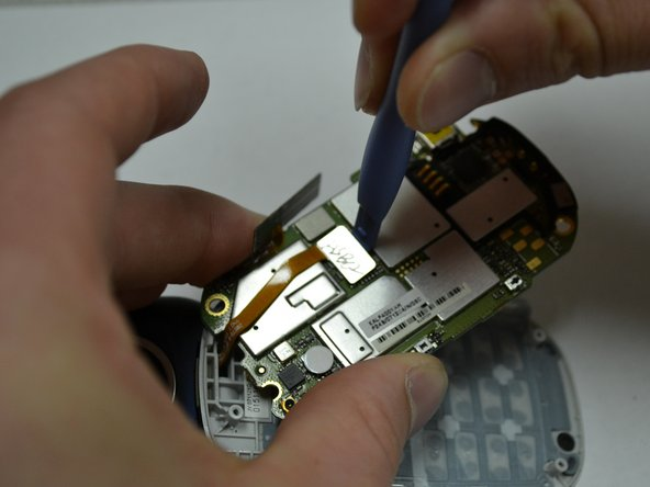 Image 1/3: Remove circuit board.