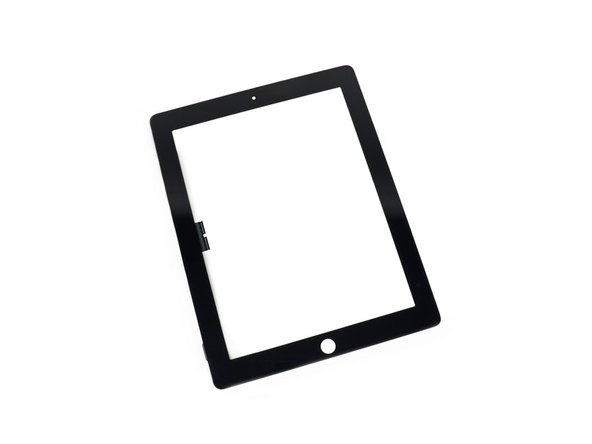 iPad 4 CDMA Front Panel Replacement
