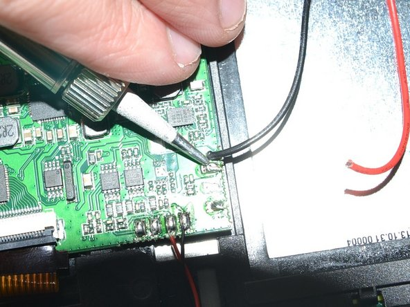 Tips on how to solder can be found here.