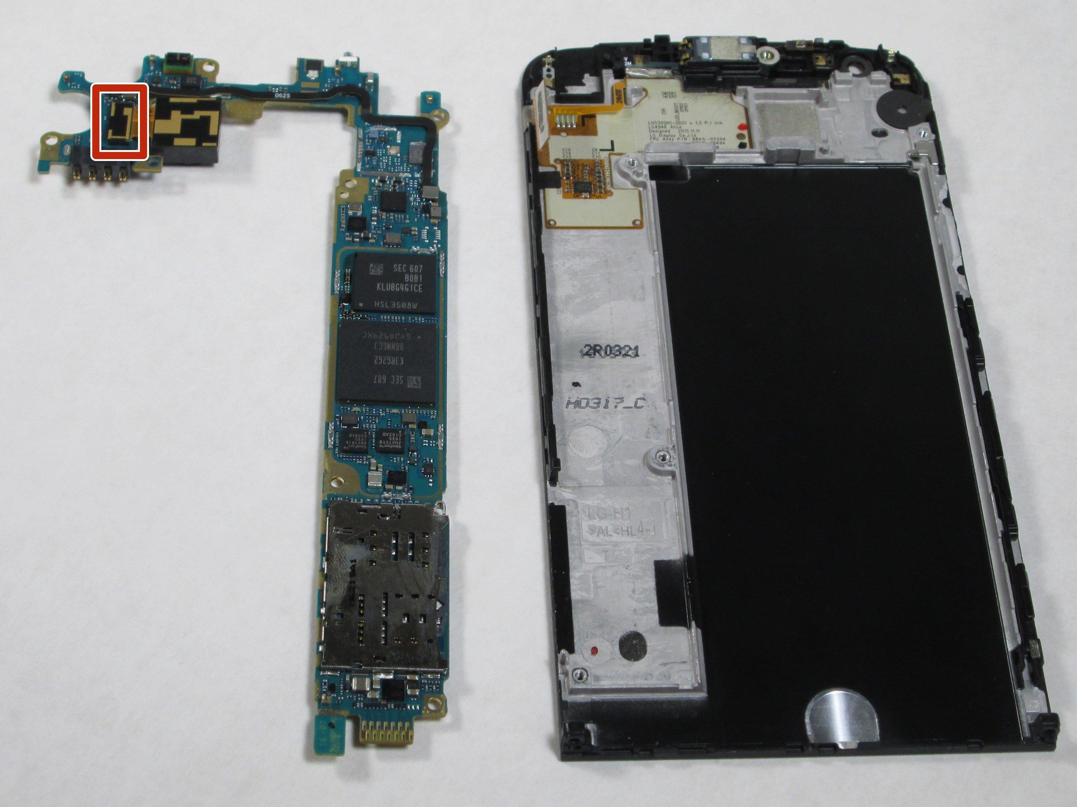 LG G5 Camera Sensor Replacement - iFixit Repair Guide