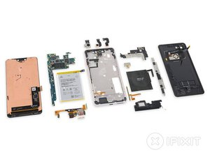 Google Pixel 3 XL Teardown