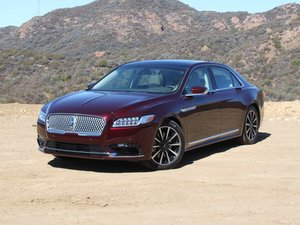 Lincoln Continental Repair
