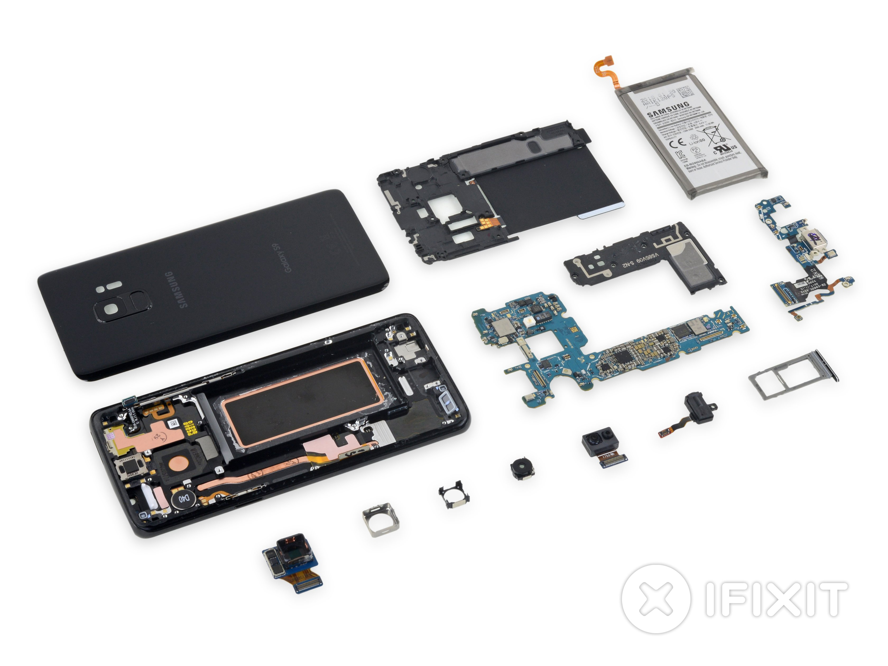 Samsung Galaxy S9 Teardown - iFixit