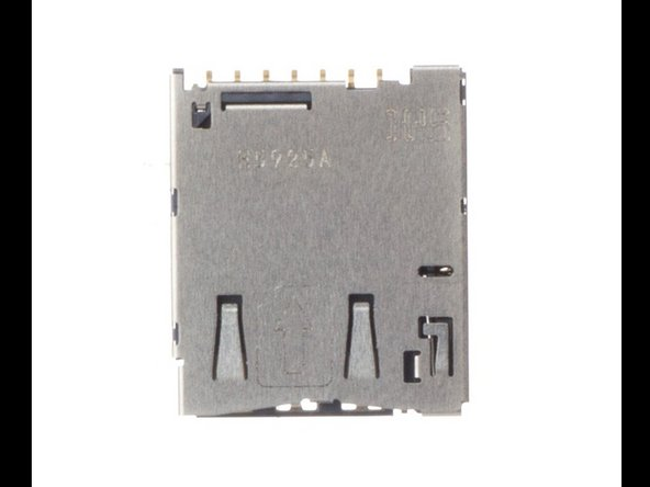 SIM Card Holder for Sony Xperia M4 Aqua Main Image