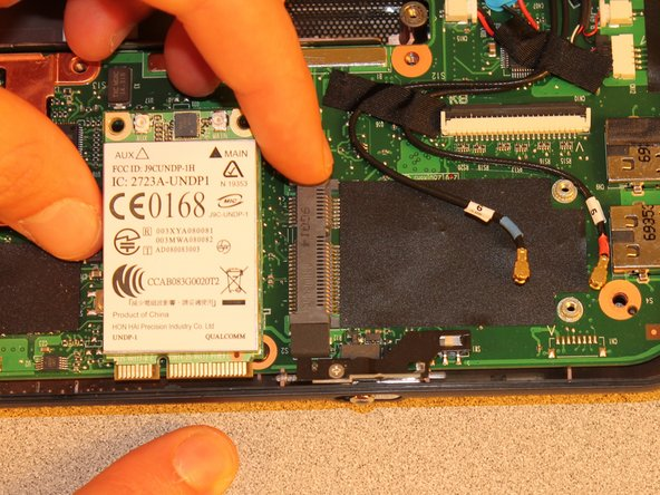 HP Mini 110-1046NR 3G Card Replacement