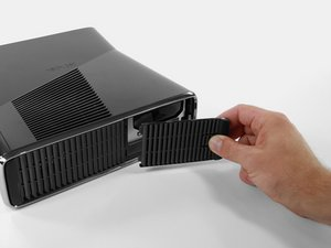 how to replace xbox 360 hard drive