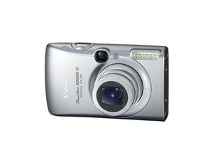 Canon PowerShot SD890 IS Repair